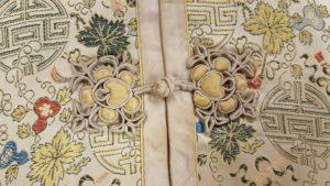 Asian Jacket detail
