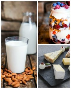 Dairy and its substitutes