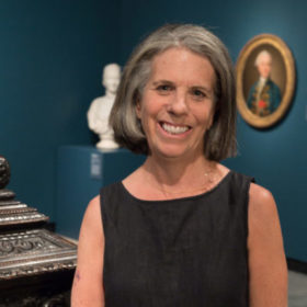 CSU's 'accidental museum director' stepping down