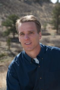 color photo of CSU Professor Kevin Crooks