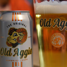 The wait's almost over: Old Aggie Lager debuts July 1