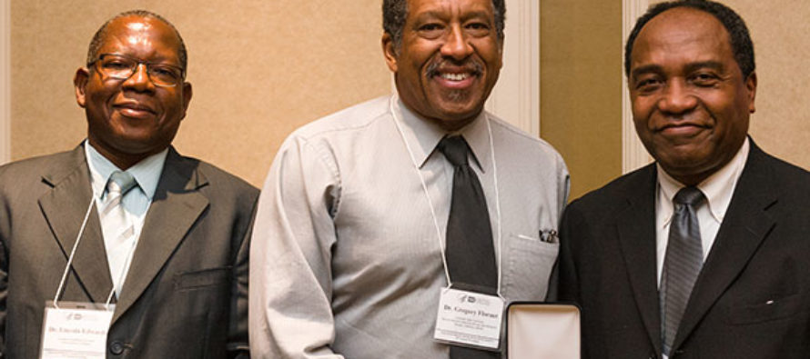 Biology Professor Greg Florant honored by NIH group for minority researchers