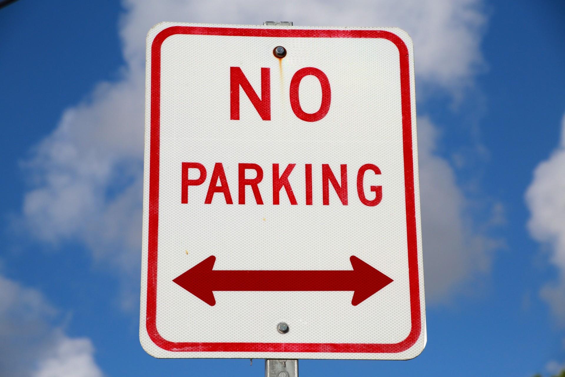 City Enforcing No Parking On Lake Street Source