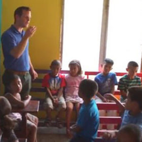Online HDFS grad working to change lives of children in Honduras