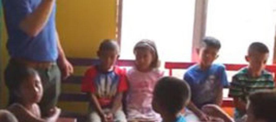Online HDFS grad working to change lives of children in Honduras