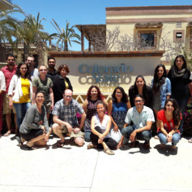 Computational biology workshop at Todos Santos Center brings researchers together