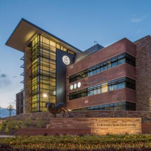The new CSU heath center