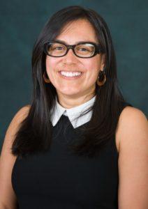 Head shot of Alejandra Huerta, Biagracultural Sciences and Pest Management