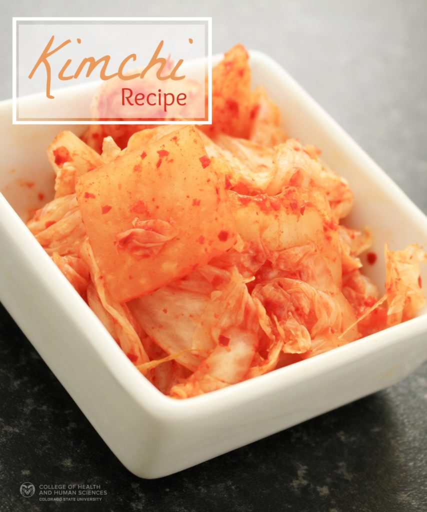 Try this quick kimchi recipe to explore the flavors of this dish before purchasing or making probiotic-rich kimchi.