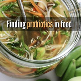 7 places to find probiotics in food