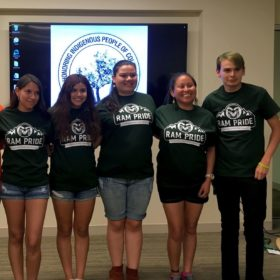 Native American high school students gather for annual Native Education Forum