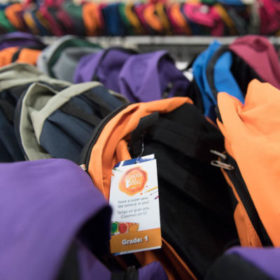 School is Cool: 43,000 backpacks strong