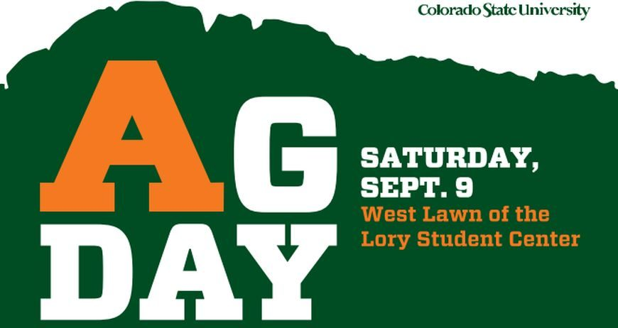 Ag Day 2017 Saturday, September 9