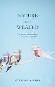 Nature and Wealth book cover