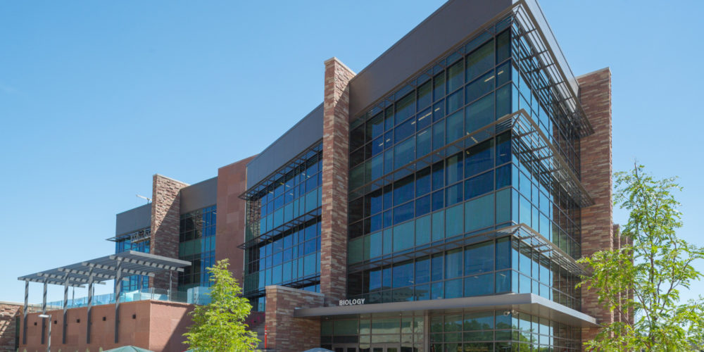 CSU's new Biology Building