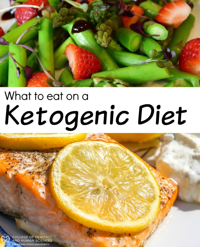 Here's what to eat on a ketogenic diet