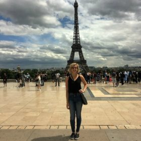CSU student studies abroad in fashion capitol of the world