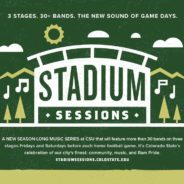 CSU introduces 'Stadium Sessions,' the new sound of Game Day