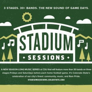 Stadium Sessions graphic