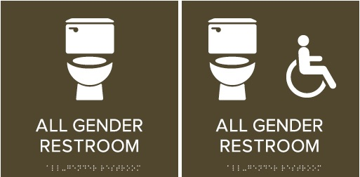 All Gender restrooms are for everyone | SOURCE | Colorado State ...