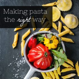 Wdowik nutrition column: Pasta is making a comeback