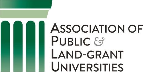 Logo of Association of Public & Land-grant Universities