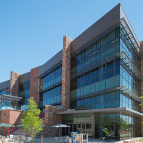 Student-friendly, research-savvy new Biology Building opens its doors
