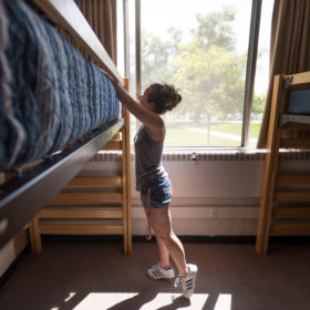 Move In Day 2: Another round of students settling in