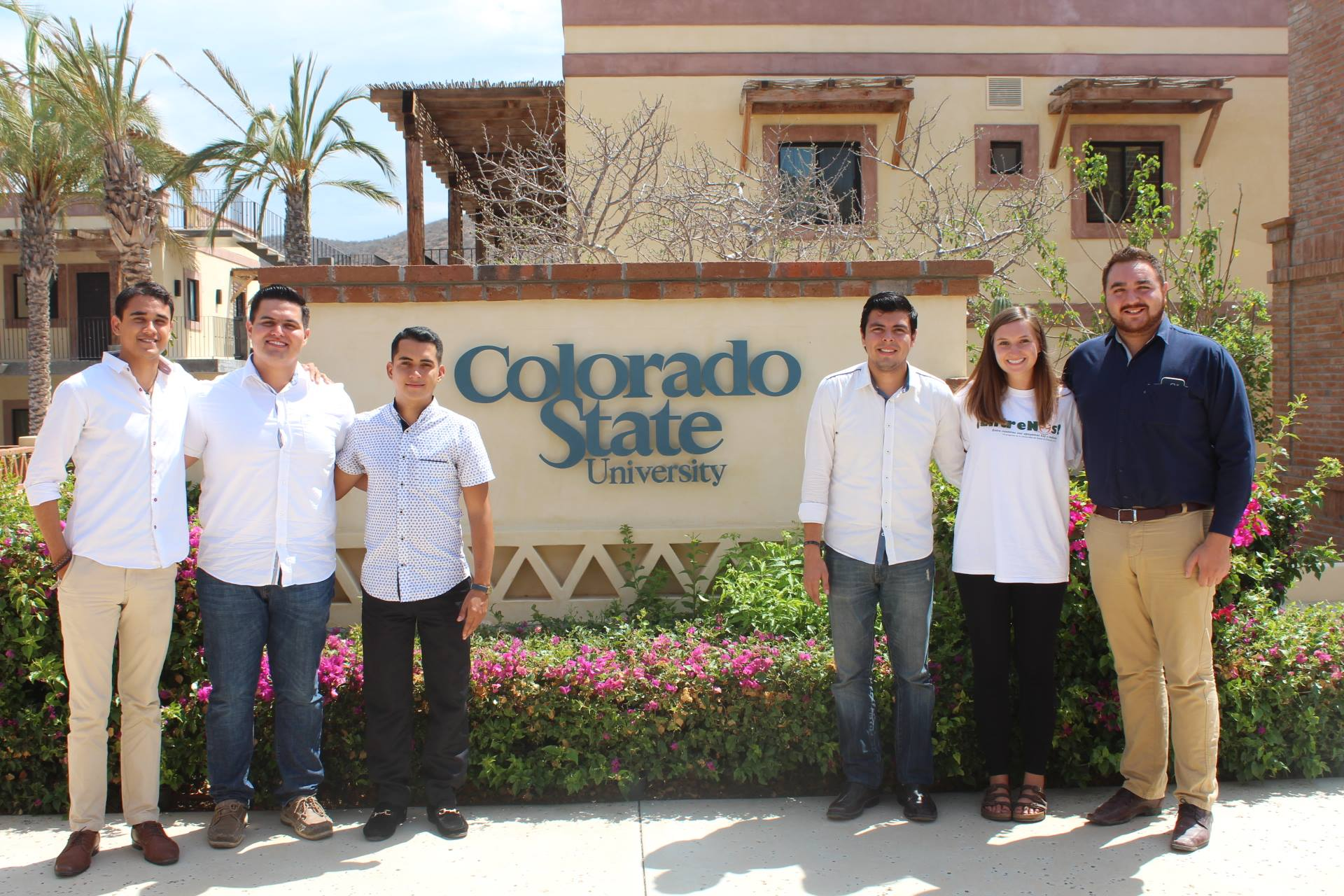 Youth attending a leadership workshop at CSU's Todos Santos center