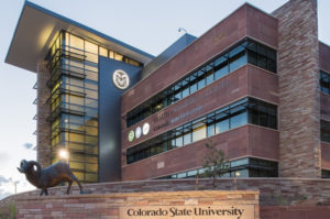 CSU's new Health and Medical Center.