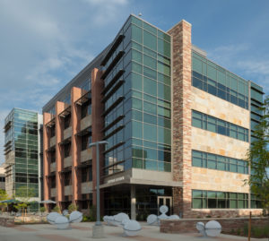 CSU's new Chemistry Research Building.