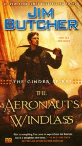 Cover of Aeronaut's Windlass