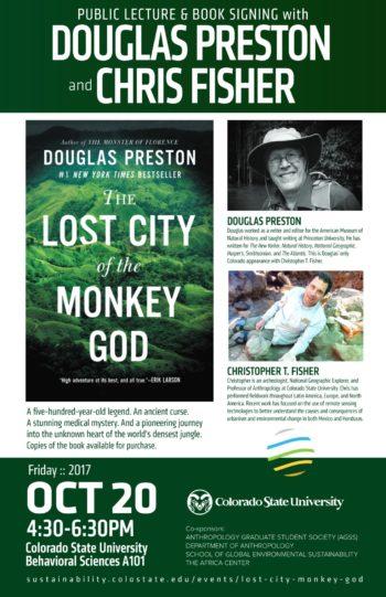 Doug Preston lecture