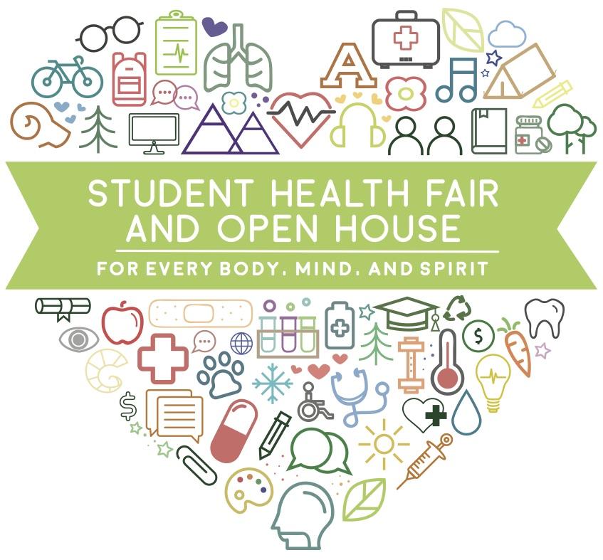 Student Health Fair logo