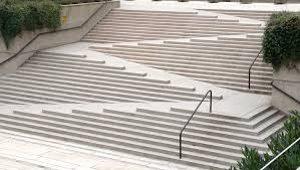 Ramp stairway