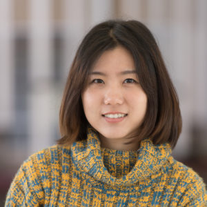 Freya Fu portrait