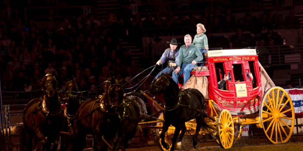 CSU Stagecoach opens the rodeo festivities