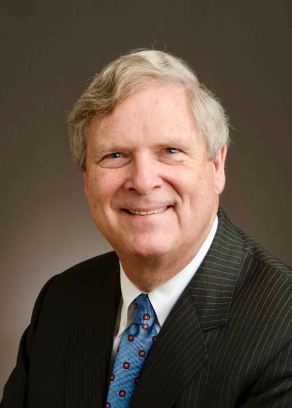 Former Secretary of Agriculture Tom Vilsack (head shot)
