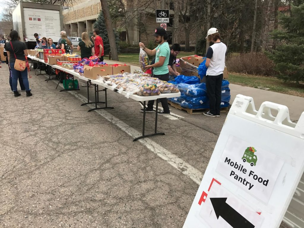SLiCE Mobile Food Bank