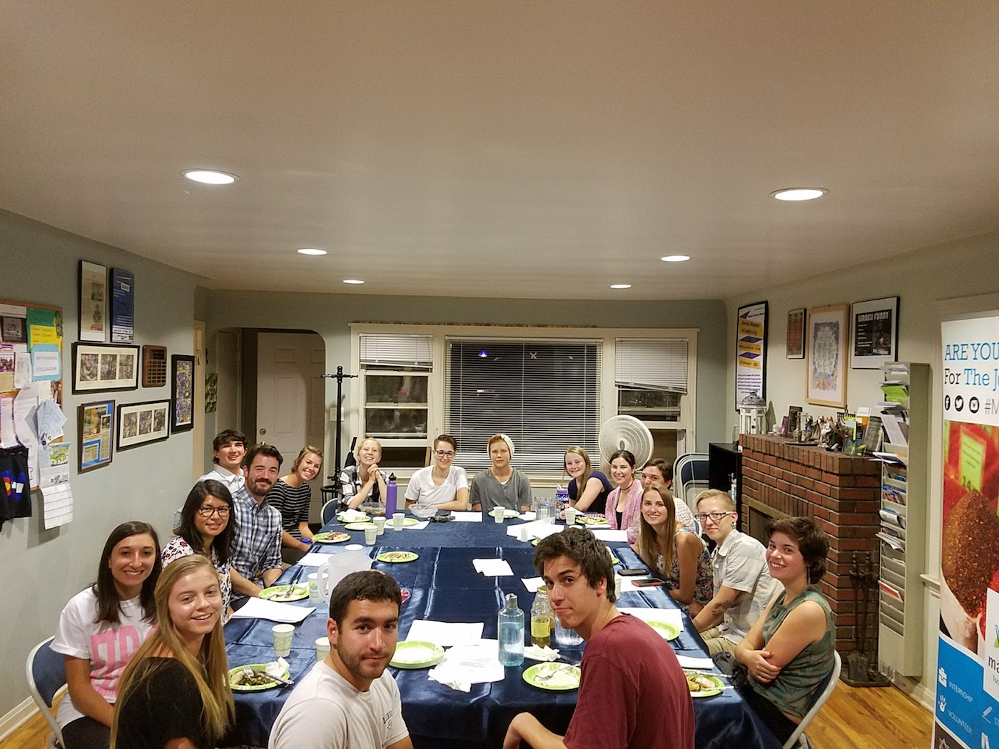 Hillel Friday Dinner
