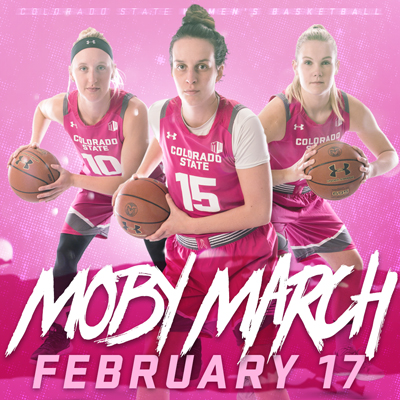 Moby March graphic