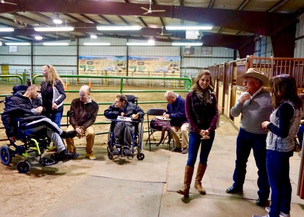 Temple Grandin Equine Center Opens Doors To Denver