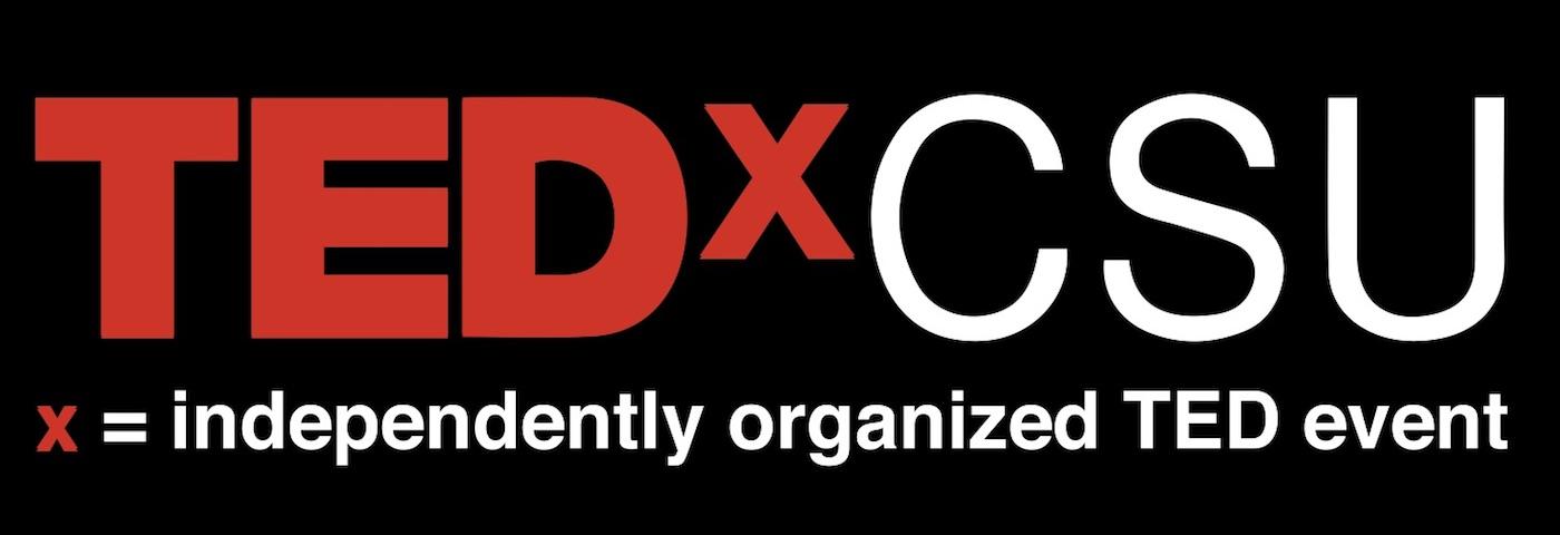TEDxCSU poster