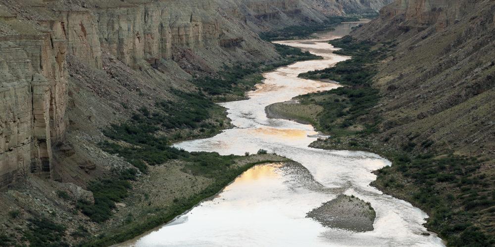 Colorado River from The Colorado