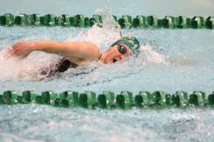 CSU swimmer Colleen Olson