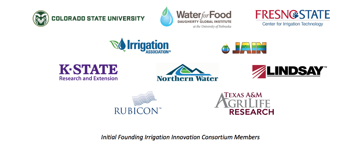 Irrigation Innovation Consortium members