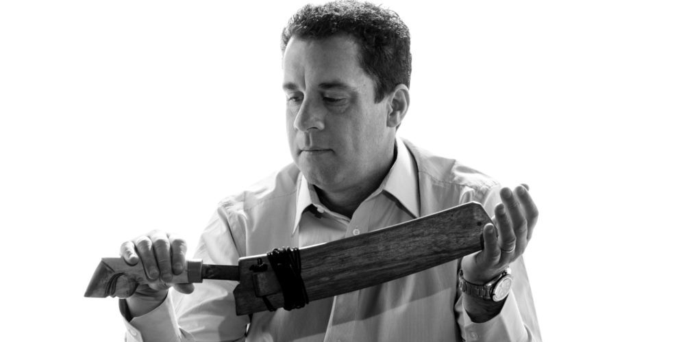 CSU archaeologist Chris Fisher