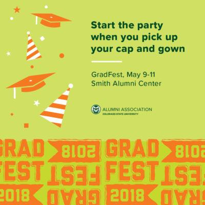 Grad Fest logo