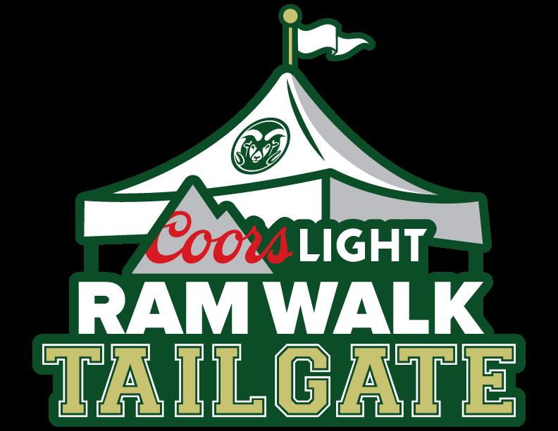 Tailgate logo