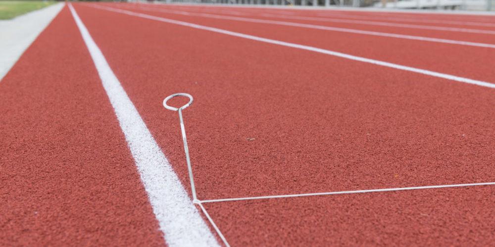 CSU track